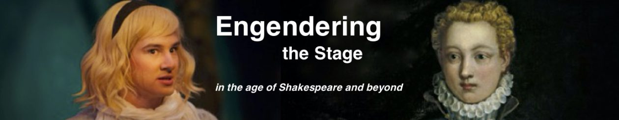 Engendering the Stage